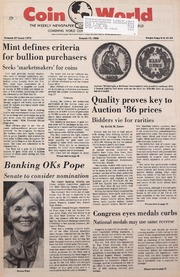 Coin World [08/13/1986]