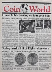 Coin World [07/31/1991]