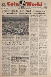 Coin World [07/12/1963]