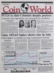 Coin World [08/21/1991]