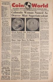 Coin World [07/28/1961]