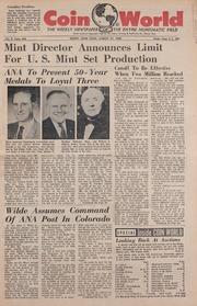 Coin World [08/21/1968]