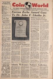 Coin World [08/11/1961]