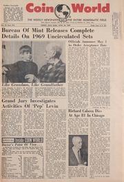 Coin World [04/30/1969]