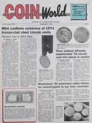 Coin World [09/05/1994]