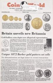 Coin World [10/21/1987]
