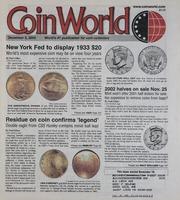 Coin World [12/02/2002]