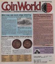 Coin World [02/19/2001] (pg. 2)