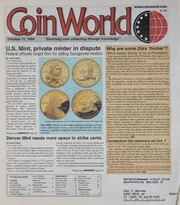 Coin World [10/11/1999]