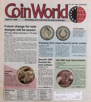 Coin World [04/08/1996]