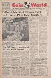 Coin World [09/01/1965]
