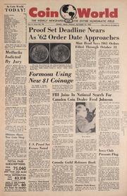 Coin World [10/13/1961]