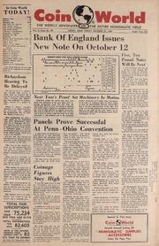 Coin World [10/27/1961]