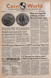 Coin World [04/23/1975] (pg. 27)