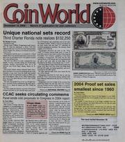 Coin World [12/13/2004]