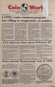 Coin World [01/13/1982]