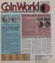 Coin World [04/30/2001]