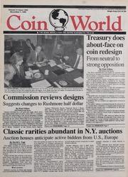 Coin World [11/07/1990]
