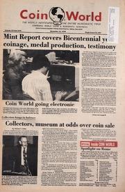 Coin World [11/15/1978]