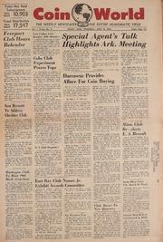 Coin World [06/16/1960]
