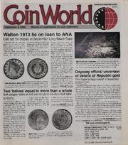 Coin World [09/08/2003]
