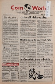 Coin World [10/19/1977]