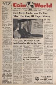 Coin World [12/15/1961]