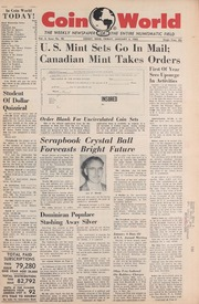 Coin World [01/05/1962]