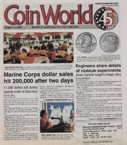 Coin World [08/08/2005]