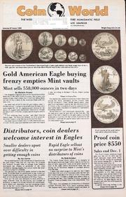 Coin World [11/05/1986]