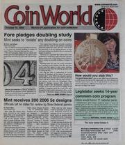 Coin World [10/18/2004]