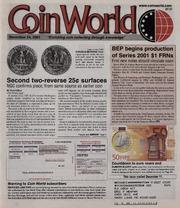 Coin World [12/24/2001]