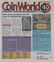 Coin World [12/18/2000]