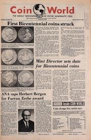 Coin World [08/28/1974]
