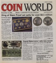 Coin World [11/14/2005]
