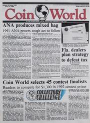 Coin World [08/31/1992]