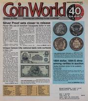 Coin World [10/16/2000]