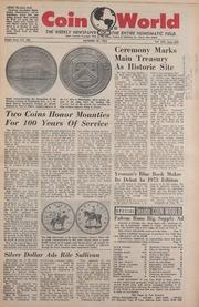 Coin World [10/25/1972]