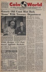 Coin World [04/19/1972] (pg. 73)