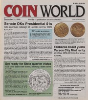 Coin World [12/12/2005]