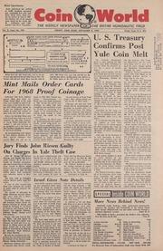 Coin World [11/08/1967]