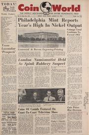 Coin World [08/24/1962]