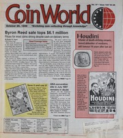 Coin World [10/28/1996]