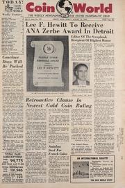 Coin World [08/10/1962]