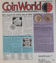 Coin World [11/08/1999]