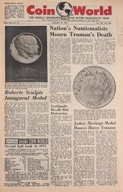 Coin World [01/10/1973]
