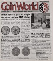 Coin World [08/22/2005]