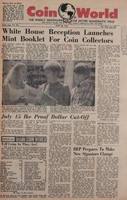 Coin World [06/28/1972] (pg. 60)