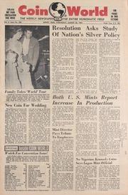 Coin World [08/26/1964]