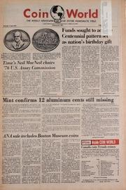 Coin World [02/25/1976]